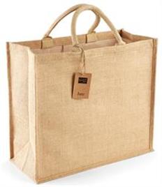 Jute Bag with Print